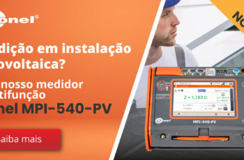 Novidade para teste em instalações fotovoltaicas: conheça o MPI-540-PV