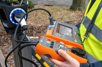 Diagnóstico de estações de carregamento de veículos elétricos: os métodos mais rápidos e modernos